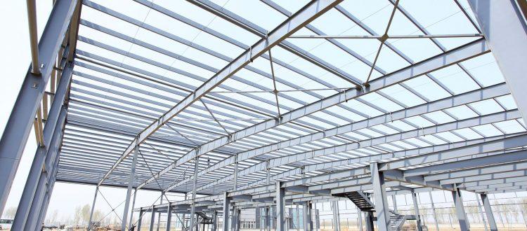 سوله های صنعتی , سازه های صنعتیسازه های فلزی
