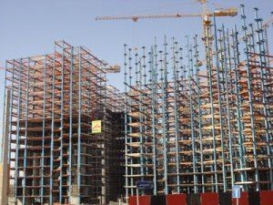 سازه های فلزی جوشی